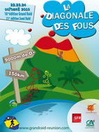 Diagonale des Fous R�union Grand Raid 2012
